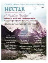 Nectar #28: Honoring 150 Years of Swami Vivekananda's Presence