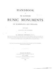 Handbook of the Old-Northern Runic Monuments of Scandinavia and England