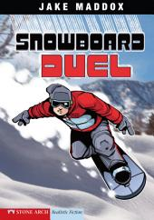 Jake Maddox: Snowboard Duel