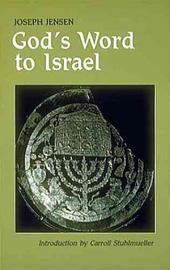God's Word to Israel