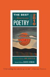 The Best American Poetry 2010: Series Editor David Lehman