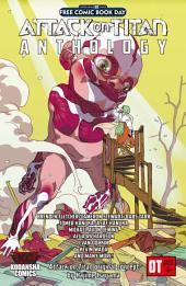 Attack on Titan Anthology FCBD Sampler