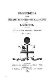 Proceedings: Volume 34