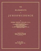 The Elements of Jurisprudence