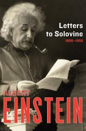 Letters to Solovine: 19061955