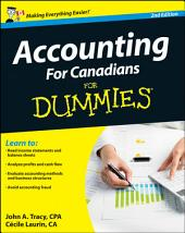 Accounting For Canadians For Dummies: Edition 2