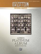 Led Zeppelin - Physical Graffiti Platinum Album Edition: Drum Set Transcriptions