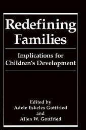 Redefining Families