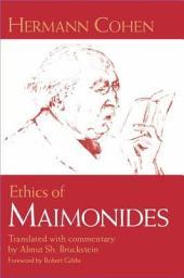 Ethics of Maimonides