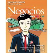 Negocios ProMéxico Junio: NAFTA at Twenty: Special Edition
