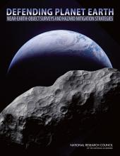 Defending Planet Earth:: Near-Earth Object Surveys and Hazard Mitigation Strategies