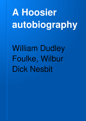 A Hoosier Autobiography