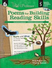Poems for Building Reading Skills: Grade 5