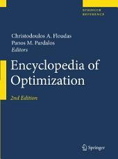 Encyclopedia of Optimization: Volume 1