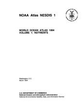 World Ocean Atlas: 1994 Nutrients