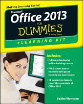 Office 2013 eLearning Kit For Dummies