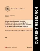 Geological Survey of Canada, Current Research (Online) 2007-D2