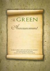 The Green Announcement