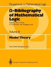 Ω-Bibliography of Mathematical Logic: Model Theory