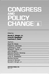 Congress and Policy Change
