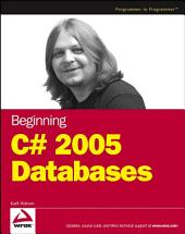 Beginning C# 2005 Databases