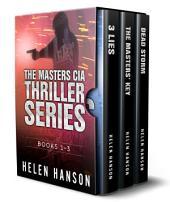 THE MASTERS CIA THRILLER SERIES - BOOKS 1 - 3 - BOX SET