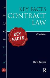 Key Facts Contract Law: Edition 4