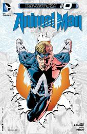 Animal Man (2012-) #0
