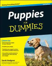 Puppies For Dummies: Edition 3