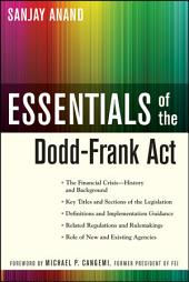Essentials of the Dodd-Frank Act