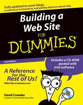 Building a Web Site For Dummies: Edition 2
