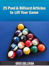 25 Pool & Billiard Articles to Lift Your Game