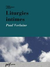 Liturgies intimes