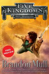 Sky Raiders Free Preview Edition: (The First 10 Chapters)