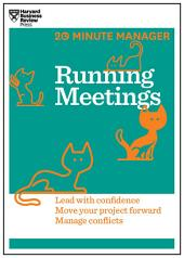 Running Meetings (20-Minute Manager Series)