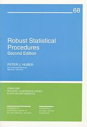 Robust Statistical Procedures: Second Edition