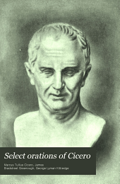 Select orations of Cicero