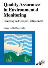 Quality Assurance in Environmental Monitoring: Sampling and Sample Pretreatment