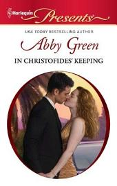 In Christofides' Keeping