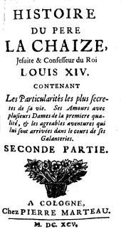 Histoire du père LaChaize