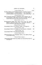 Recollections of Olden Times: Rowland Robinson of Narragansett and His Unfortunate Daughter : with Genealogies of the Robinson, Hazard, and Sweet Families of Rhode Island