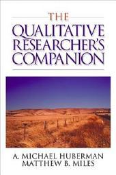 The Qualitative Researcher's Companion