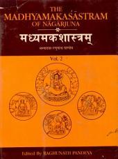 Madhyamakaśāstram of Nāgārjuna