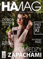 HAmag 1/2016: Ludzie, trendy, sprzęt