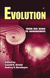Evolution: From Big Bang to Nanorobots