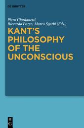 Kant's Philosophy of the Unconscious