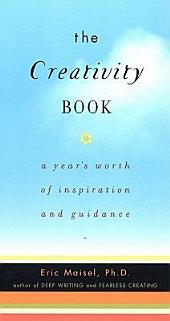The Creativity Book: A Year's Worth of Inspiration and Guidance