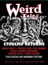 Weird Tales #360: Volume 66, Issue 4
