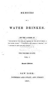 Memoirs of a Water Drinker