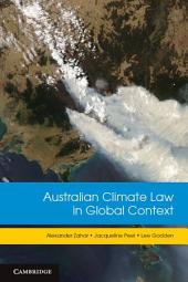 Australian Climate Law in Global Context